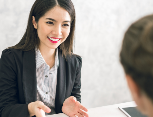 6 Quick Tips for  Virtual Sales Interviews